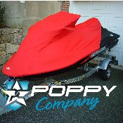 Red/Black Seadoo GTX RXT iS Cover